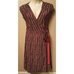 BCBG MaxAzria Wrap Dress